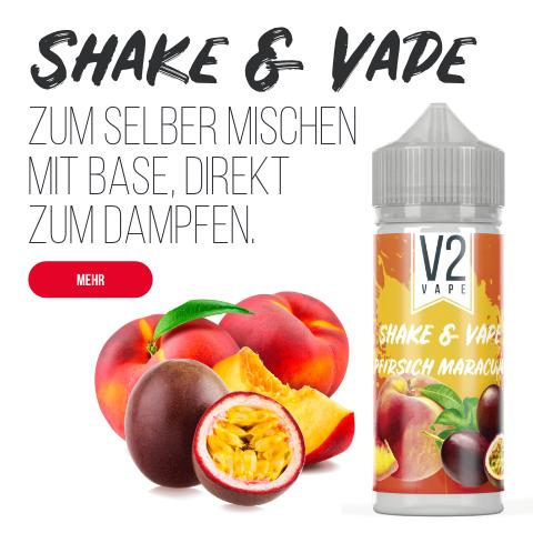 Shake and Vape